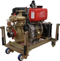 CWY marine emergency fire pump